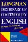 Longman Dictionary of Contemporary English Low priced Edition