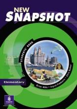 New Snapshot Starter Students Book