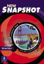 Snapshot Starter: Snapshot Starter Student's Book New Edition Students' Book