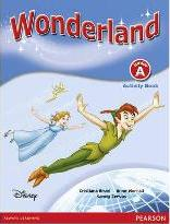 Wonderland Junior A Activity Book: Wonderland Junior A Activity Book Junior A