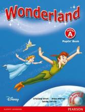 Wonderland Junior A Pupils Book and Songs CD Pack