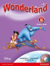 Wonderland Junior B Pupils Book and Songs CD Pack