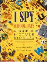 I Spy School Days