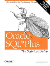 Oracle SQL*Plus The Definitive Guide
