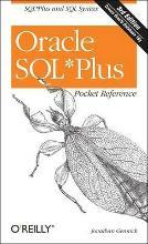 Oracle SQLPlus Pocket Reference