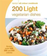 200 Light Vegetarian Dishes