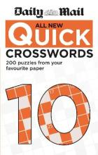 daily mail big book of quick crosswords volume 7 the daily mail puzzle books band 10