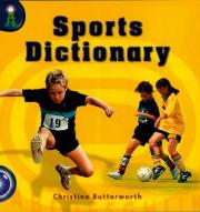 Lighthouse Year 1 Blue: Sports Dictionary