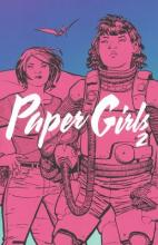 Paper Girls, Volume 2