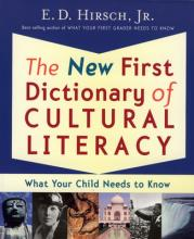The New First Dictionary of Cultural Literacy
