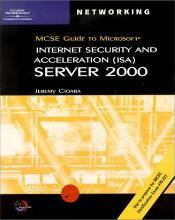 MCSE Guide to ISA Server 2000