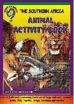 The Southern Africa Animal Activity Book