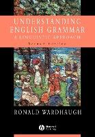 "Understanding English Grammar: Instructor's Manual to Accompany ""Understanding English Grammar"""