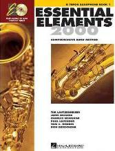 Essential Elements 2000, Bb Tenor Saxophone Book 1