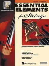 Essential Elements 2000 for Strings: Double Bass, Book 1