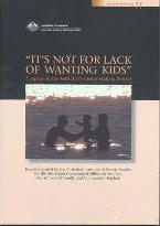 It's Not for Want of Wanting Kids: No.11