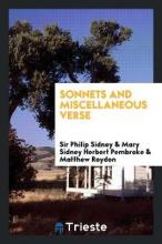 Sonnets and Miscellaneous Verse