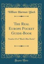 The Real Europe Pocket Guide-Book