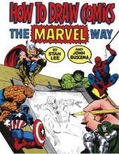 How to Draw Comics Marvel Way