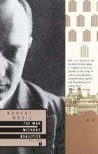 The Man Without Qualities, Volume 1