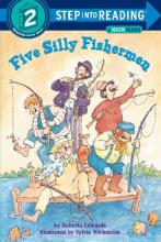 Step into Reading Five Silly Fish #