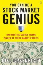 You Can be a Stock Market Genius by Joel Greenblatt
