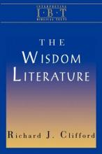 Interpreting Biblical Texts: Wisdom Literature