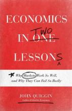 Economics in Two Lessons