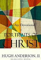 110-Day Devotional to Portraits of Christ [Black & White Edition]