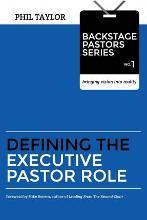 Defining the Executive Pastor Role