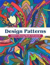 Design Patterns Adult Coloring Book/ Advanced
