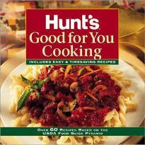 Hunt's Good for You Cooking