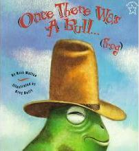 Once There Was a Bull...Frog