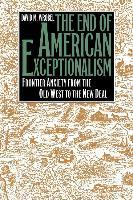 The End of American Exceptionalism
