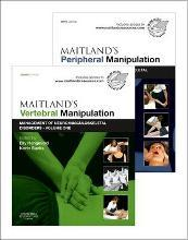 Maitland's Vertebral Manipulation, Volume 1, 8e and Maitland's Peripheral Manipulation, Volume 2, 5e: Management of Musculoskeletal Disorders Volumes 1 & 2