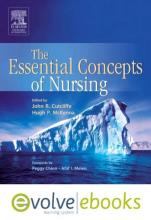 The Essential Concepts of Nursing Text and Evolve eBooks Package