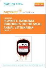 Emergency Procedures for the Small Animal Veterinarian - Elsevier eBook on Vitalsource (Retail Access Card)