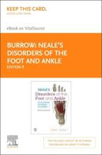 Neale's Disorders of the Foot - Elsevier eBook on Vitalsource (Retail Access Card)