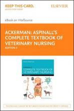 Aspinall's Complete Textbook of Veterinary Nursing - Elsevier eBook on Vitalsource (Retail Access Card)
