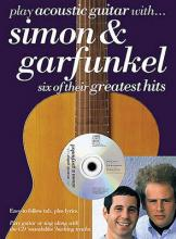 Play Acoustic Guitar with Simon and Garfunkel