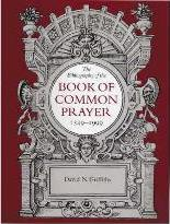 The Bibliography of the Book of Common Prayer