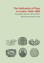 The Publication of Plays in London 1660 - 1800