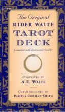 Original Rider Waite Tarot Deck,The