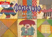 Harlequin (Book + CD)