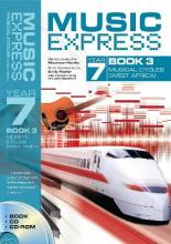 Music Express: Music Express Year 7 Book 3: Musical Cycles (West Africa)