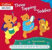 The Three Tapping Teddies