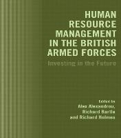 Human Resource Management in the British Armed Forces