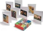 The Art Box Greeting Cards (Red Selection)