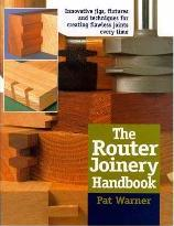 The Router Joinery Handbook