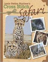 Jayne Netley Mayhew's Cross Stitch Safari